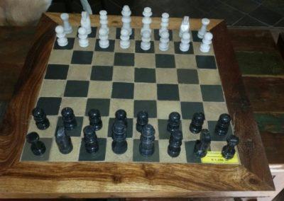 S.S. & O.D. skaakbord